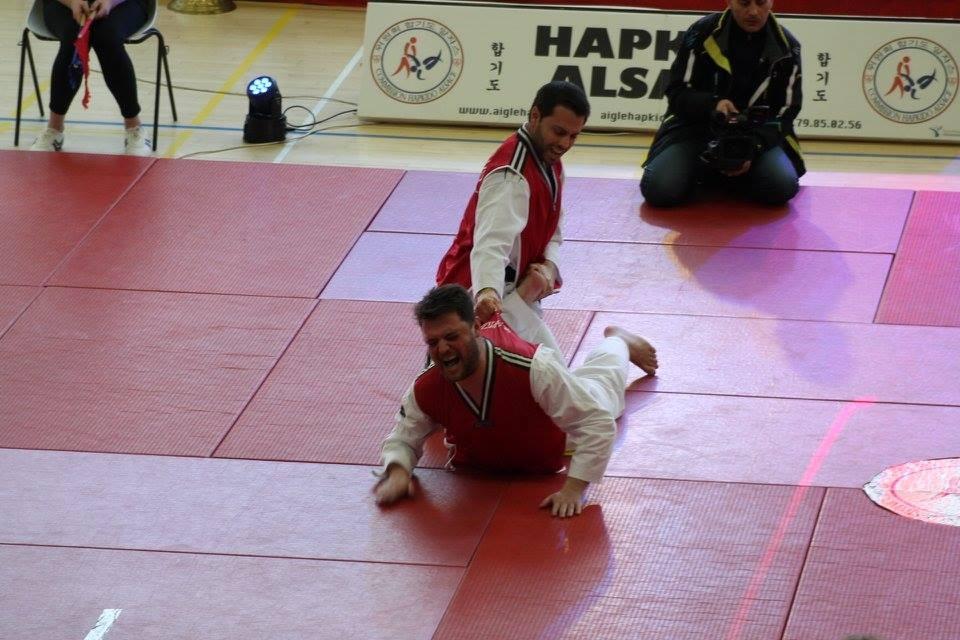 Challenge - Hapkido 2016