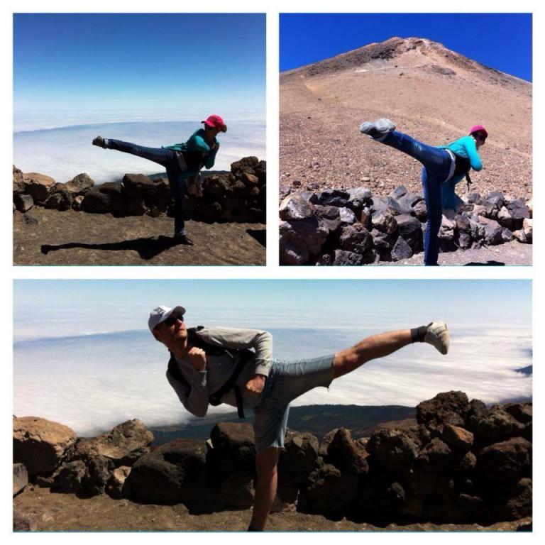 Espagne Mont Teide 2015