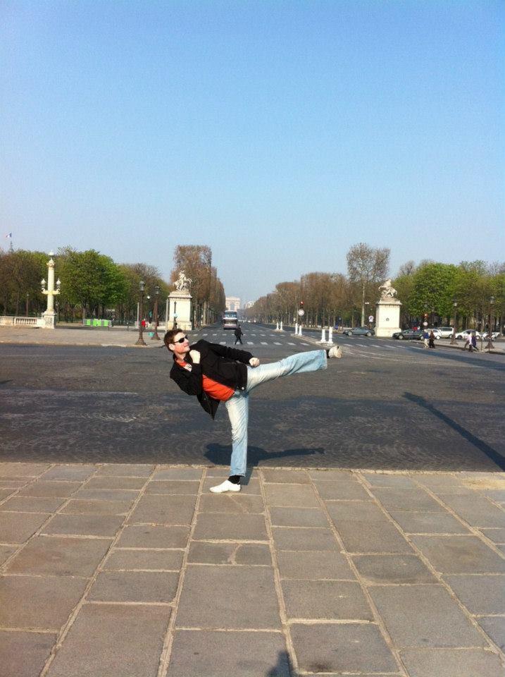 France Paris 2015 - 17