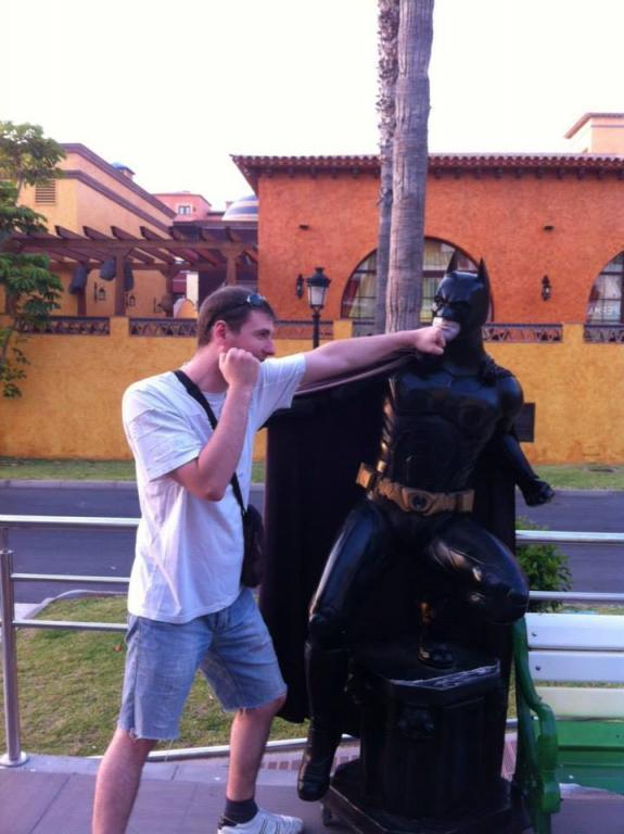 Gotham City (Tenerife) 2015
