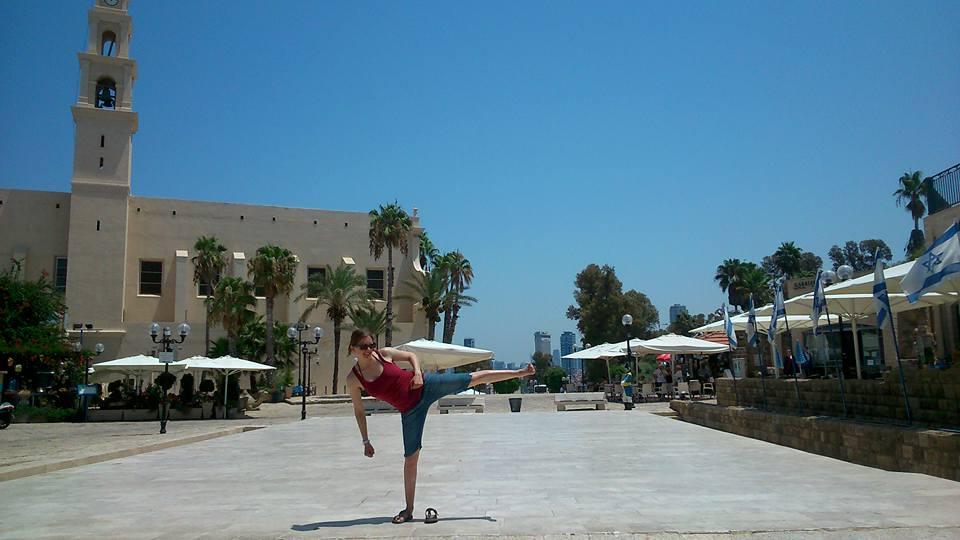 Israël Jaffa-Tel aviv 2015