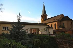 Foyer protestant eckbolsheim