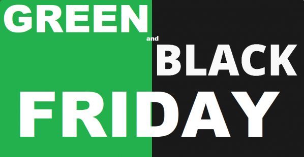 Green and black friday