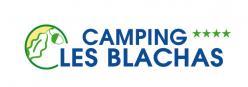 Logo camping les blachas