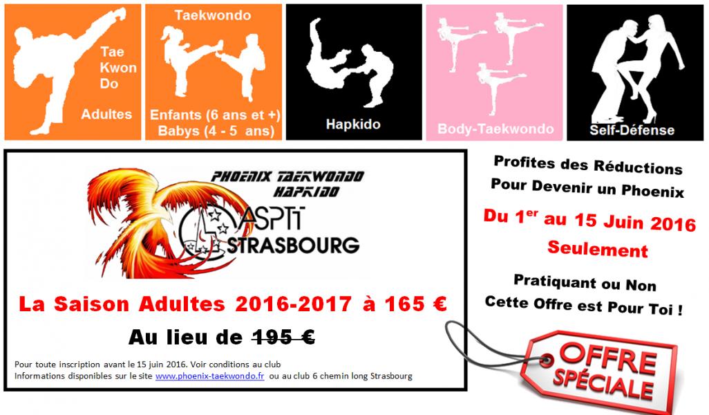 Taekwondo Hapkido Strasbourg