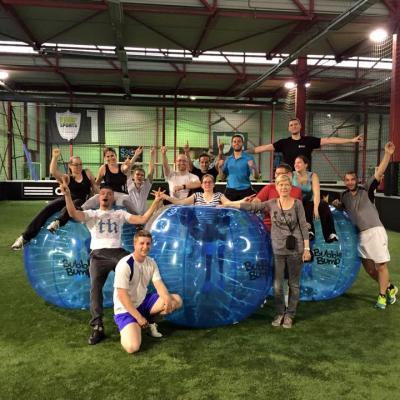 Bubble bump Club Phoenix 2015