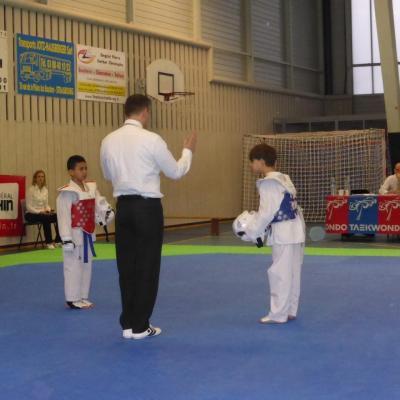 Coupe d'Alsace Combat 2015