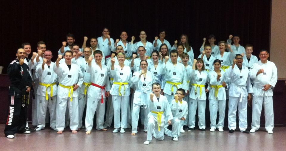 Stage Hapkido Aigle