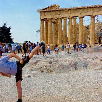 Grèce Athènes-1 2016