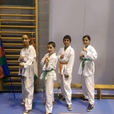 Lucas, Malik et Amina