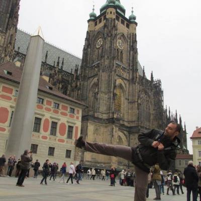 Republique Tcheque Prague 2015
